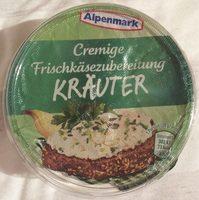 Frischkäse Knoblauch - Produit