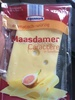 Maasdamer - Product