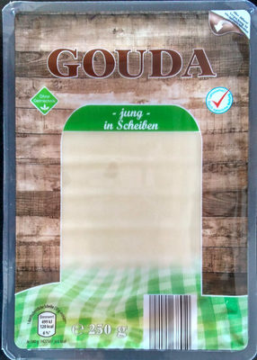 Gouda jung - Produkt