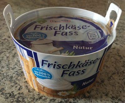 Frischkäse-Fass natur - Produkt