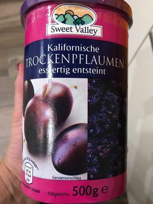 trockenpflaumen - Produkt
