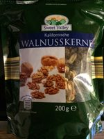 Sweet Valley - Kalifornische Walnusskerne - Produkt