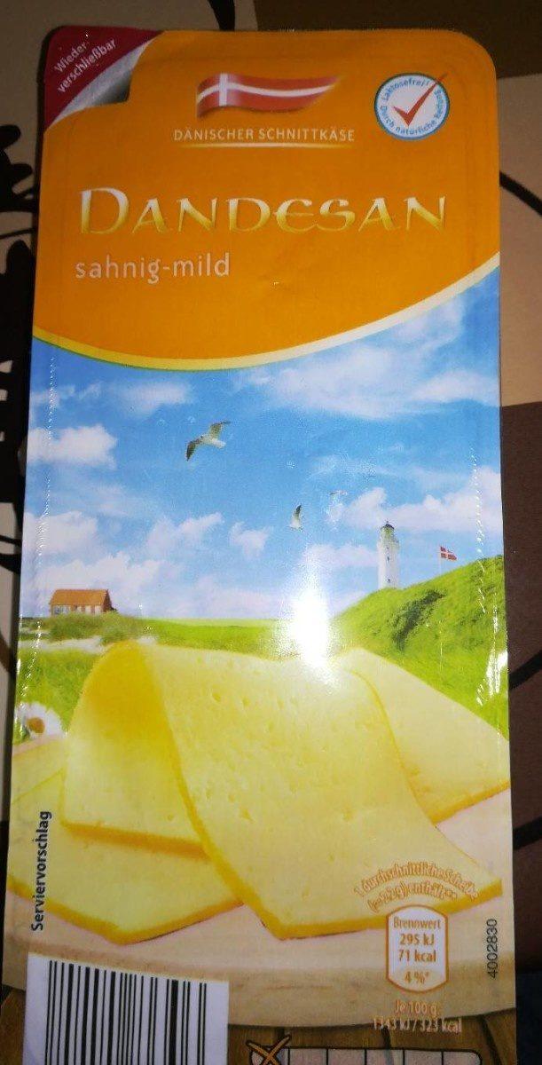 Caverna, Dänischer Schnittkäse - Produit
