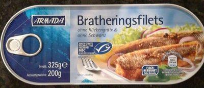 Bratheringsfilet - Produit
