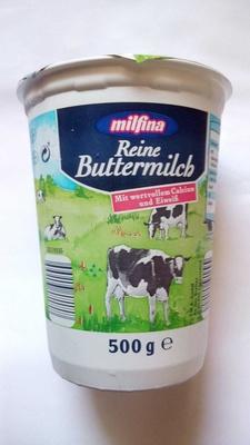 Reine Buttermilch - Produkt - de