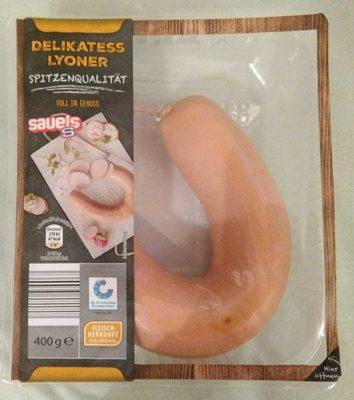 Delikatess Lyoner - Produkt