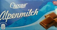Choceur, Alpenvollmilch - Product