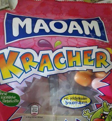 Haribo, Maoam Kracher, Fruchitg Süsswaren - Product