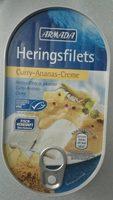 Heringsfilet,Gourmet-Platte Classic - Produit - fr