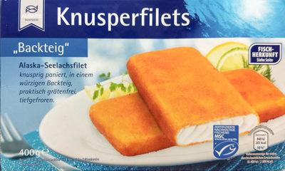 Knusperfilets Backteig - Produkt