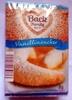 Vanillezucker - Product