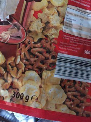 Crackets Knabber Box - Product
