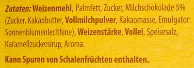 Vanille Spritz - Ingrédients - de