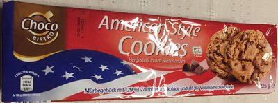American Style Cookies - Produit - de