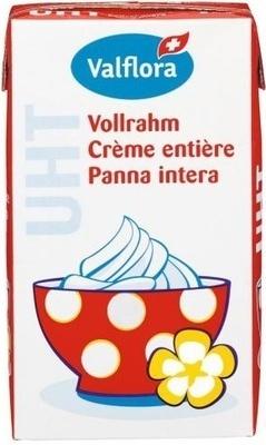 Crème entière UHT 500 ml - Product