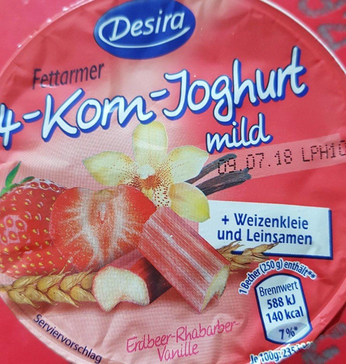 Leichter 4 Korn Joghurt mild, Bircher Müsli, +Weiz... - Produit