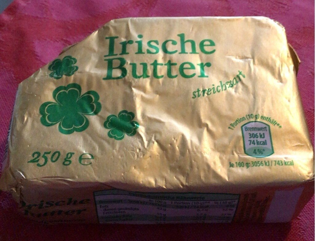 Butter - Produit - en