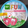 Fruchtjoghurt Himbeere mit Vanille verfeinert - Product