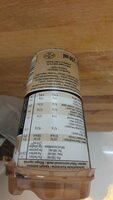 Latte espresso - Informations nutritionnelles - de