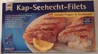 Kap-Seehecht-Filets Lemon-Pepper & Knoblauch - Product - de