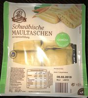 Landvogt Gemüse Maultaschen - Product - de