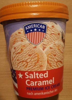 American Premium Ice Cream, Chocolate Cookies - Produkt