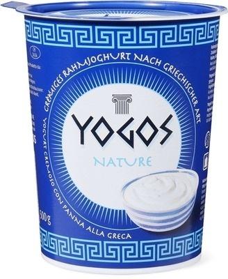 Yogos nature - Produkt