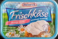 Frischkäse - Produkt