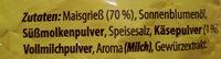 Erdnuss Flips, Erdnuss - Ingrédients - de
