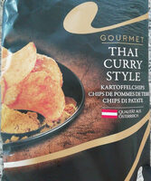 Chips Thaï Curry Style - Product