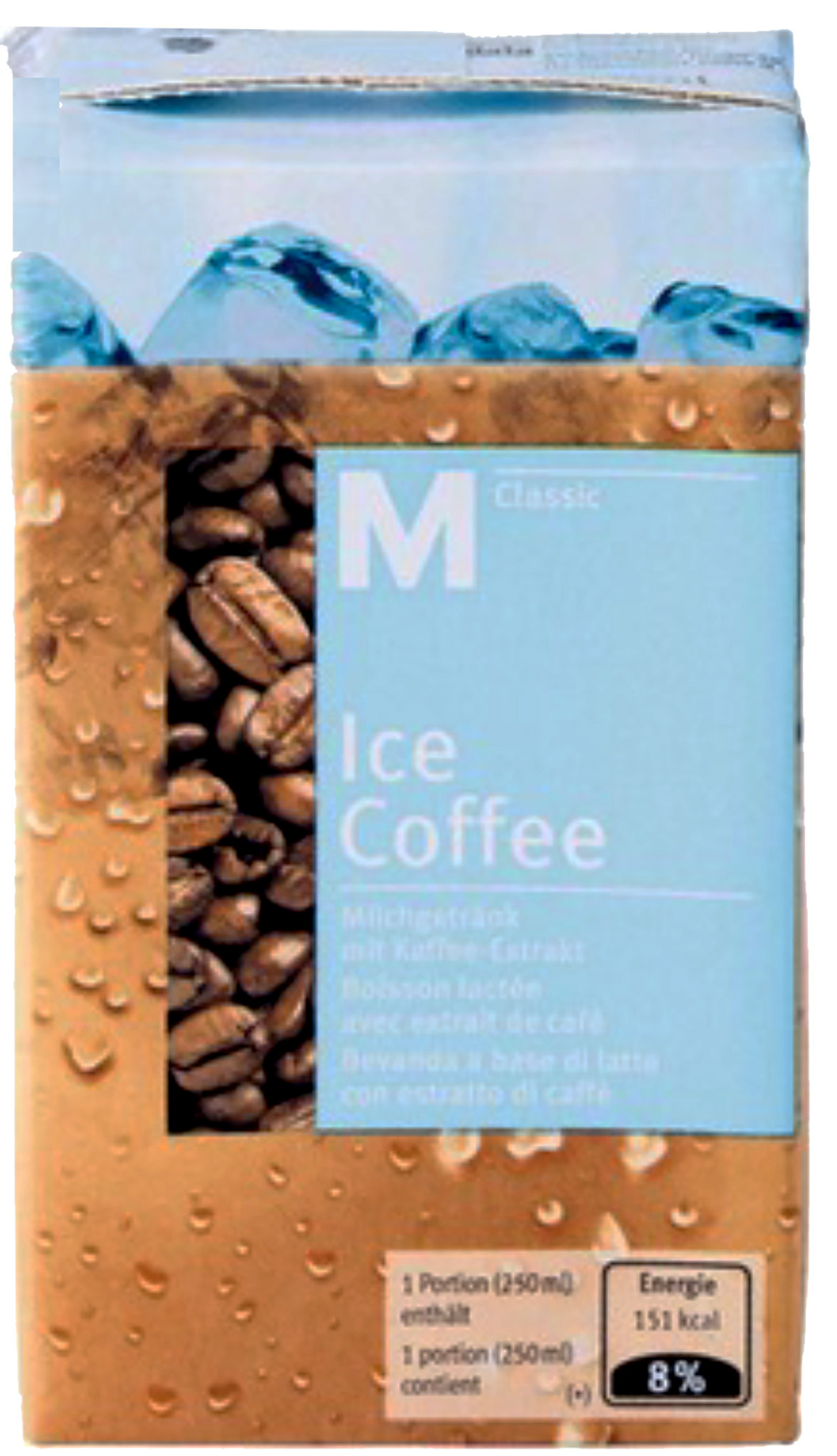 Ice Coffee - Product