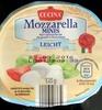 Mozzarella Minis leicht - Product