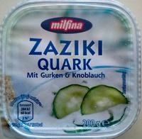 Zaziki Quark - Produkt - de