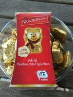 Mini Weihnachts-Figürchen - Product - fr