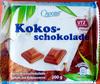 Kokosschokolade - Produkt