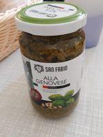 Alla Genovese Pesto - Produit