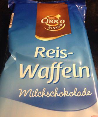 Reiswaffeln Milchschokolade - Produit - fr