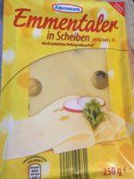Emmentaler in Scheiben - Produkt