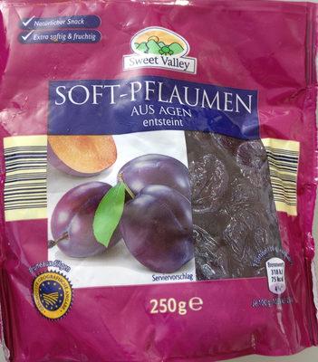 Soft Datteln - Produkt