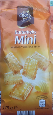 Butterkeks Mini - Produkt