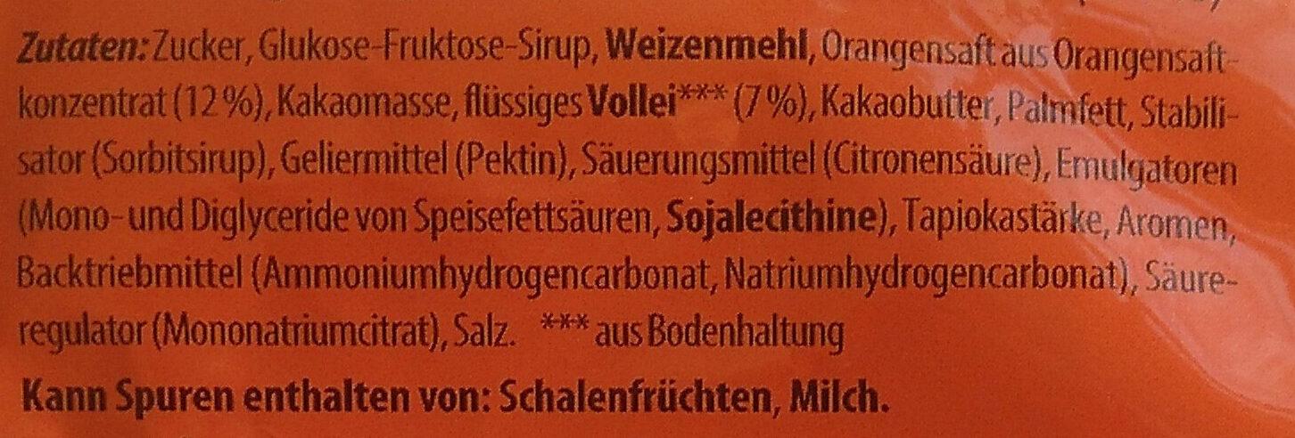 Diverse Kekse Mini - Ingrediënten - de