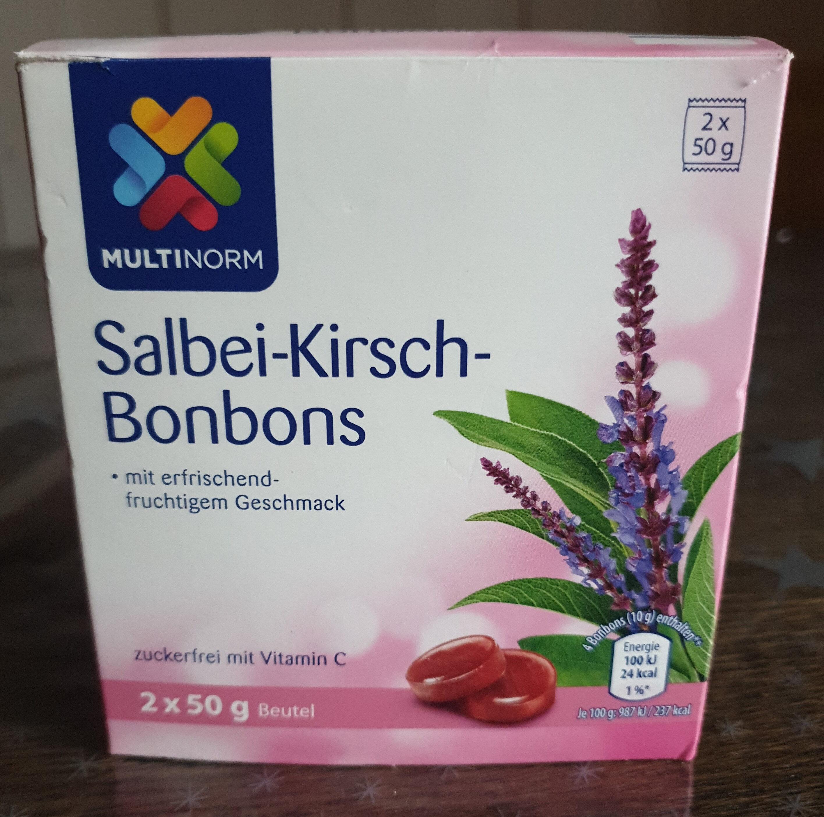 Salbei-Kirsch-Bonbons - Product - de