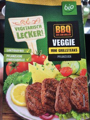Veggie Mini Grillsteaks - Produkt