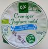 Cremiger Joghurt mild - Product