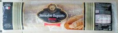 Steinofen-Baguette Weizen - Produkt