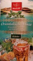 Westcliff Orientalische Minze - Produit - en