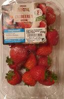 Erdbeeren - Produkt