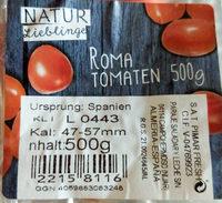 Roma Tomaten - Produkt - de