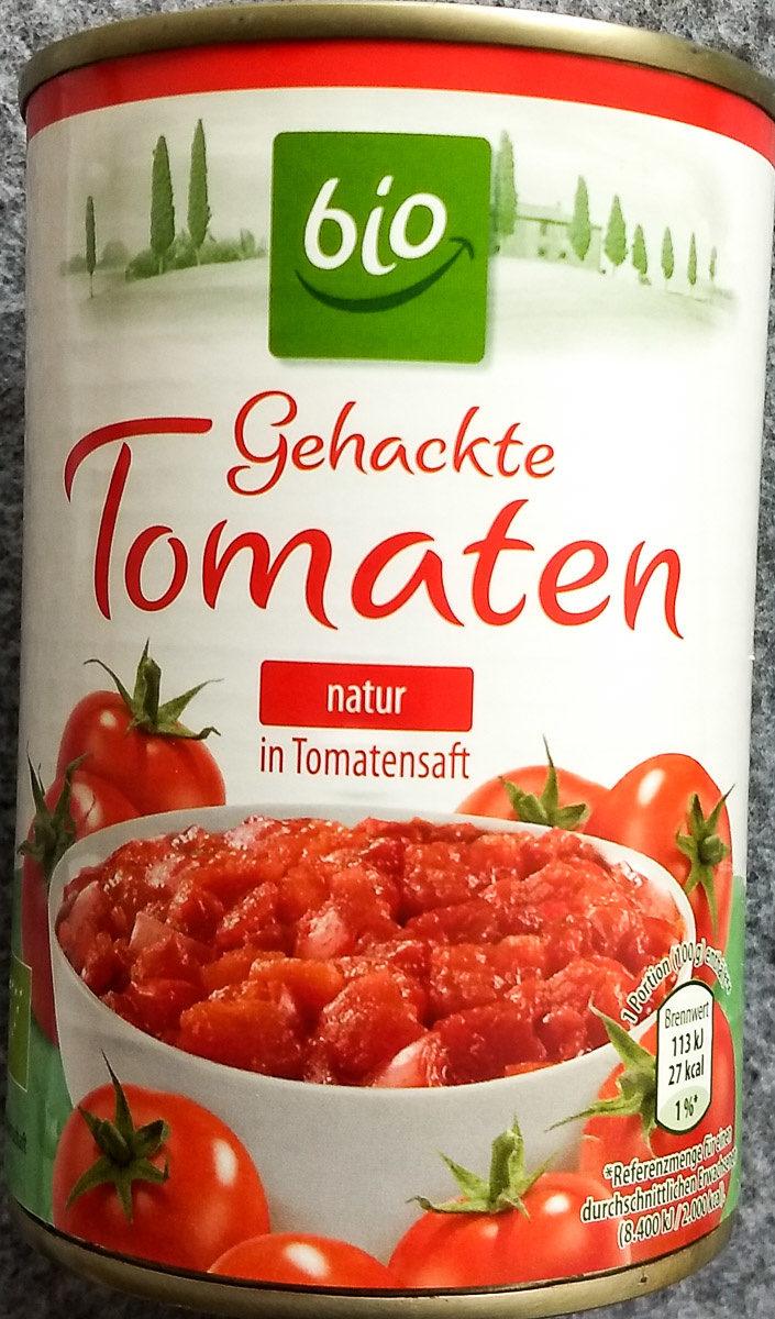 Gehackte Tomaten natur - Product