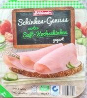 Schinken-Genuss zarter Saft-Kochschinken - Produkt